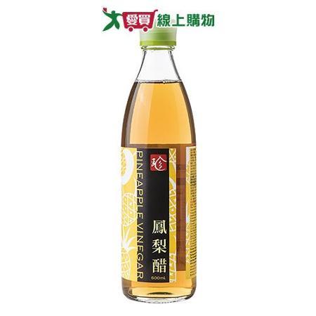 百家珍鳳梨醋600ml