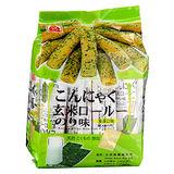 北田蒟蒻糙米卷-海苔口味160g