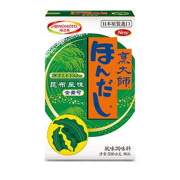 烹大師昆布風味調味料500G/盒