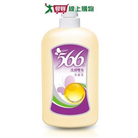 耐斯566雙效洗髮乳800ML/瓶
