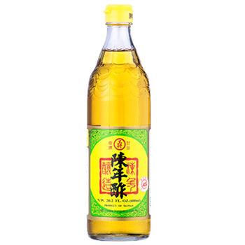 工研陳年醋600ml/瓶