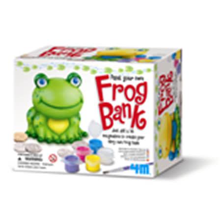 ( 任選 ) 彩繪大眼蛙撲滿