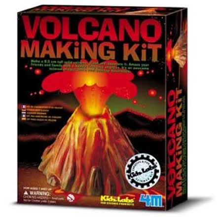 ( 任選 ) 科學系列之火山爆發