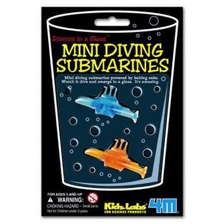 ( 任選 )  迷你潛水艇