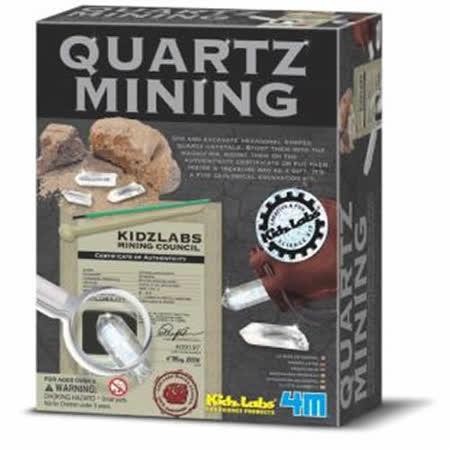 ( 任選 )  石英採礦家