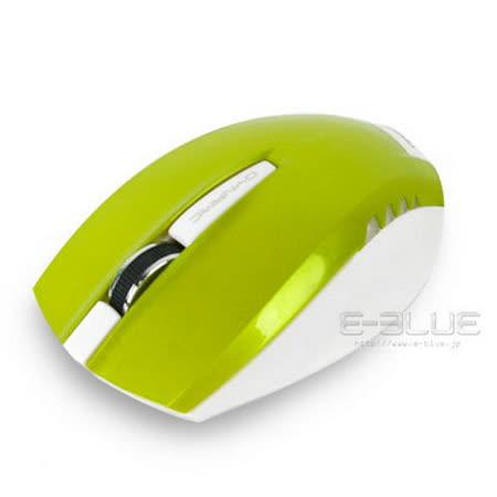 E-BLUE 藍光鯊魚鼠(綠)