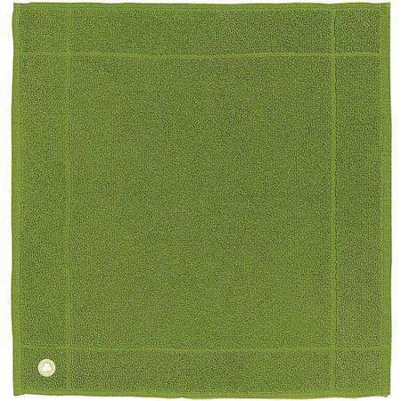 《WINKLER》50cm 直紋精梳棉毛巾(森林綠)