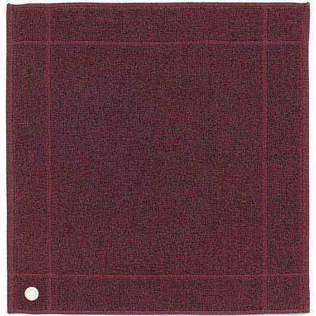 《WINKLER》50cm 直紋精梳棉毛巾(深紫芋)