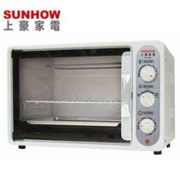SUNHOW 上豪 30L旋風大烤箱 OV-3088