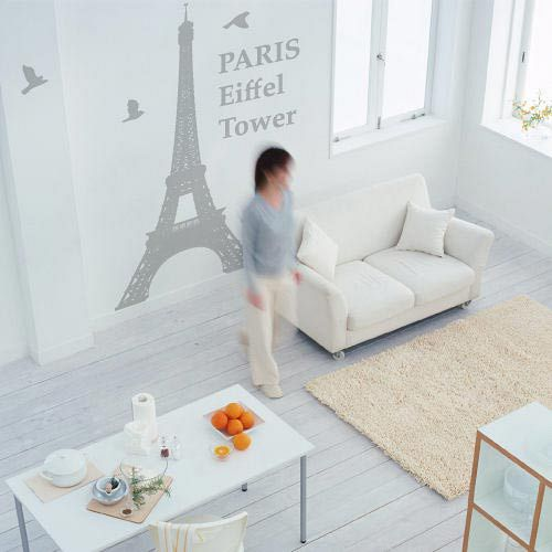 【ORIENTAL創意壁貼】Paris eiffel tower