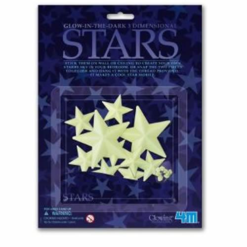 ^(  ^) 3D立體螢光星星