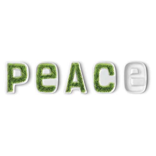 綠 系列^~PEACE 植栽