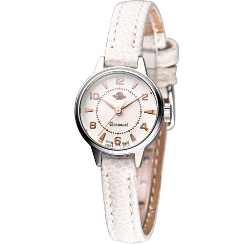 玫瑰錶 Rosemont 骨董風玫瑰系列時尚腕錶 RS001-10