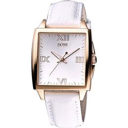 Hugo Boss 知性女人時尚腕錶(H1502222)