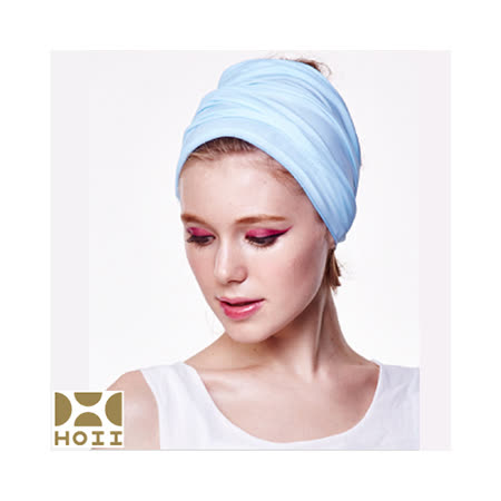保證原廠【HOII】防曬【頭巾】★ 藍光-后益先進光學