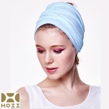 保證原廠【HOII】防曬【頭巾】★ 藍光-SUNSOUL后益先進光學