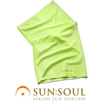 SUNSOUL防曬【頭巾】★ 黃光-HOII后益先進光學