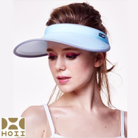 保證原廠【HOII】防曬【傑克帽】UPF50+(藍光)【后益先進光學】