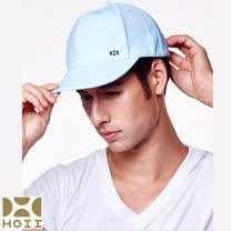 保證原廠【HOII】防曬【棒球帽】基本款★藍光-后益先進光學