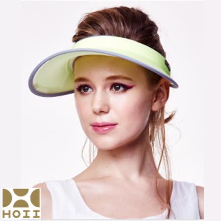 保證原廠【HOII】防曬【傑克帽】UPF50(黃光)【后益先進光學】