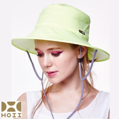 保證原廠【HOII】防曬【圓筒帽】★黃光-SUNSOUL后益先進光學