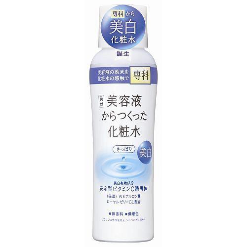 美白專科化妝水-清爽型200ml