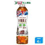 愛健健茶王-英式風味茶(紅茶)540ml*4入/ 組