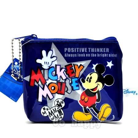 【Disney魔幻米奇】萬用小巧零錢包