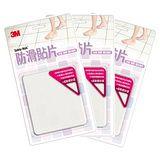 【3M】防滑貼片-透明(6片裝)x3組(XN004213387)