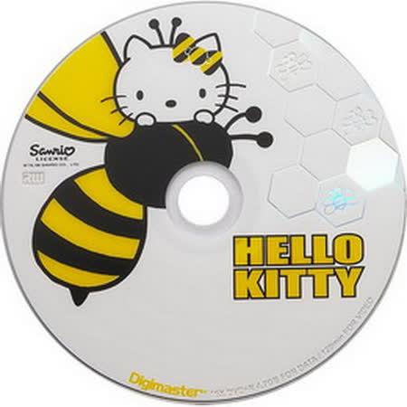 Kitty 勤勞篇- 蜜蜂版 DVD+R 16X燒錄片(25入)