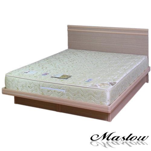 【Maslow-悠活白橡】單人掀床組-3.5尺(不含床墊)