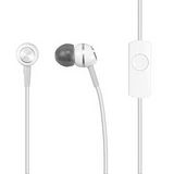OPT Apple 專用(白色)入耳式隔音耳機+線控功能