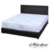 【Maslow-極簡主義胡桃】加大床組-6尺(不含床墊)