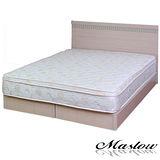 【Maslow-樂活白橡】加大床組-6尺(不含床墊)