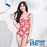 【SUMMERLOVE 夏之戀】花漾魅力三角泳衣E11790