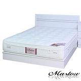 【Maslow-白色主義】加大床組-6尺(不含床墊)