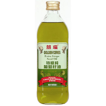 囍瑞特級純葡萄籽油1L