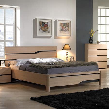 【優利亞-威爾】5尺雙人床架(不含床墊)