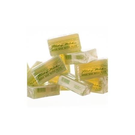 美國TOUCH of MINK貂油蘆薈皂3.5oz(3入)