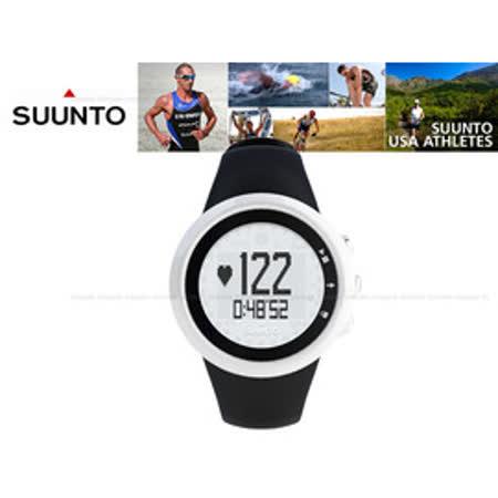 【SUUNTO 達人】新款 M1 休閒運動錶(含心率帶/心跳帶)_黑