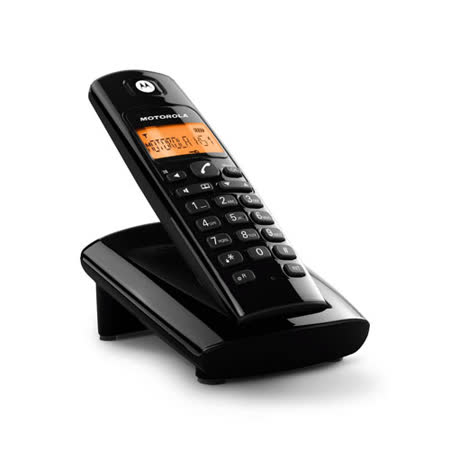MOTOROLA DECT數位無線電話_ D101O