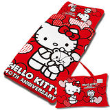 【享夢城堡】HELLO KITTY 40周年紀念版系列-兒童睡袋