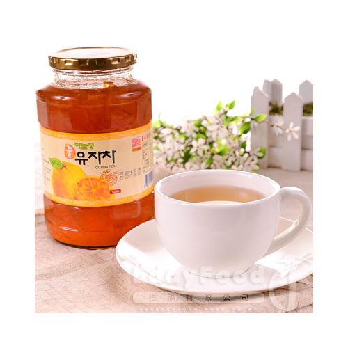 【鴻滕】蜂蜜柚子茶4瓶(1kg/瓶)