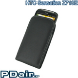 HTC Sensation Z710E 感動機專用PDair手拿直立式手機皮套