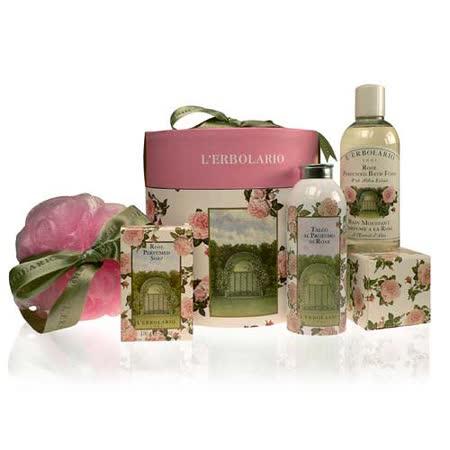 蕾莉歐 玫瑰歐式典雅禮盒