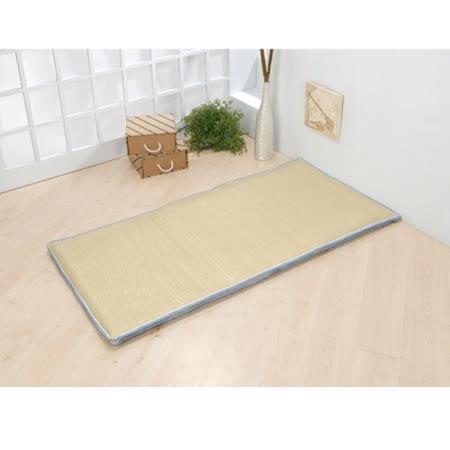 【大和】伊娃冬夏兩用單人床墊