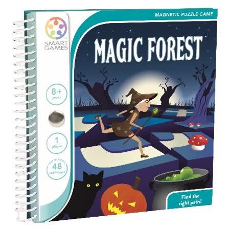 【上誼】《魔磁隨身遊戲-勇闖魔法森林》