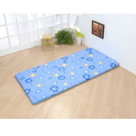 【大和】卡哇依冬夏兩用單人床墊