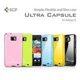 SGP Samsung Galaxy S2 Case Ultra Capsule 保護殼