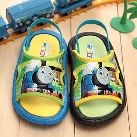 【童鞋城堡】湯瑪士後帶拖鞋款{台灣製造}TH1534